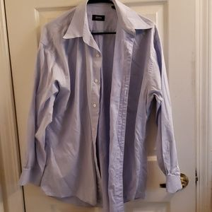 Men's Hugo Boss Light Blue Shirt 16, 32/33